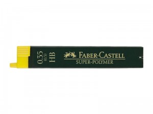 Grafity FABER-CASTELL Super-Polymer 0.35 HB