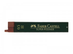 Grafity FABER-CASTELL Super-Polymer 0.5 H
