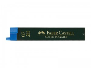 Grafity FABER-CASTELL Super-Polymer 0.7 2H